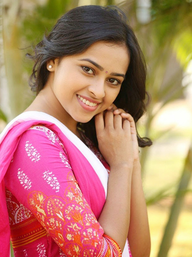 Actress Sri Divya Stills