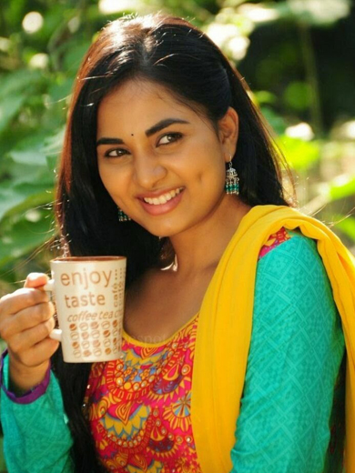 Actress Srushti Dange Stills