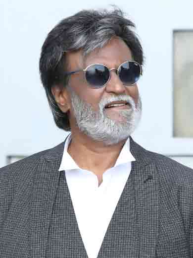 Actor Rajinikanth Stills