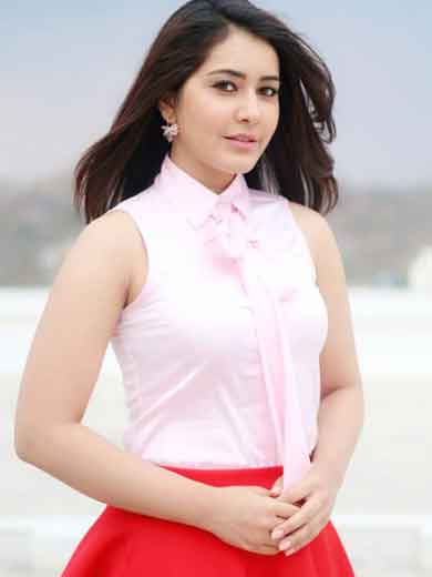 Actress Raashi Khanna Gallery