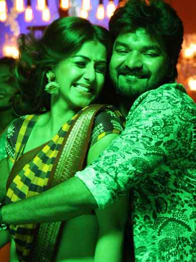 Kalakalappu 2 Movie Stills