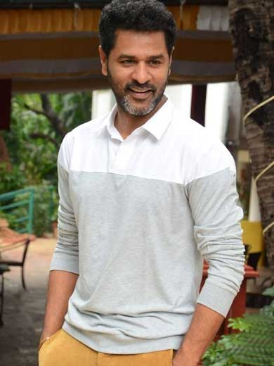 Actor Prabhu Deva Stills
